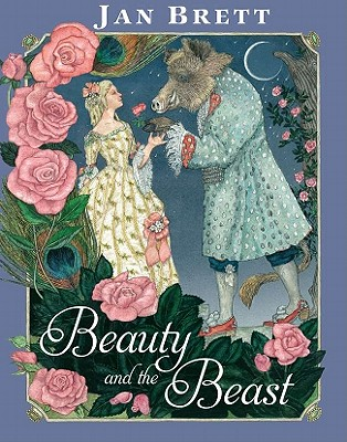 Beauty and the Beast By Brett, Jan/ Brett, Jan (ILT)