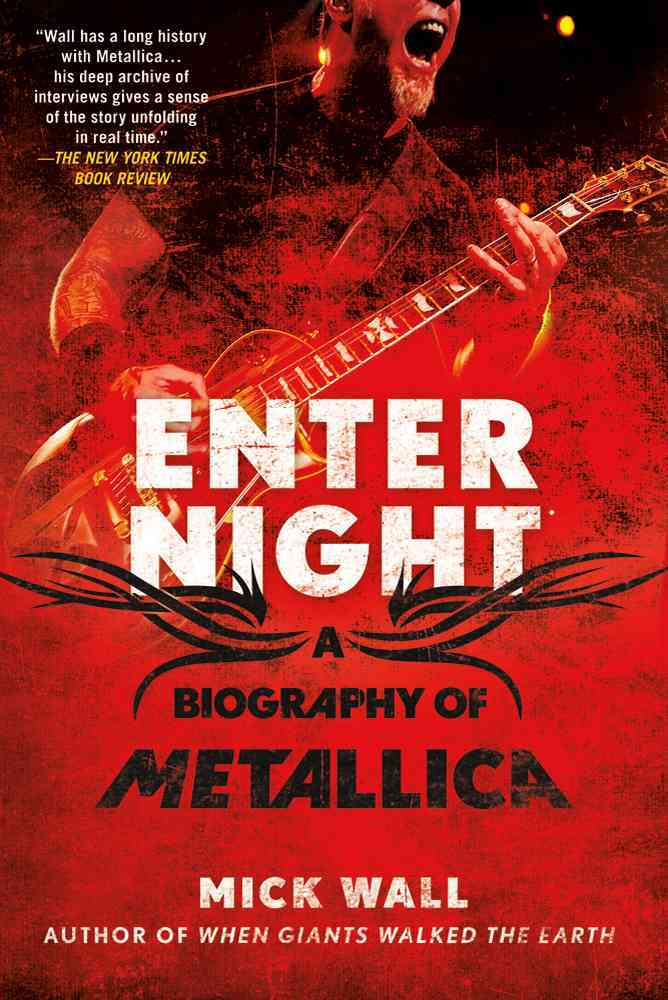 Enter Night By Wall, Mick